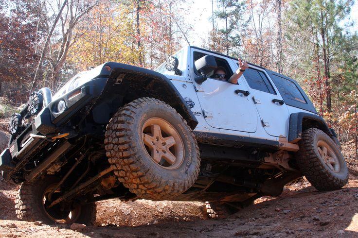 Jeep Rubicon Jk Unlimited. Georgia, USA