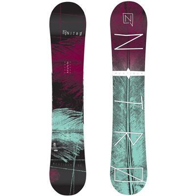 Nitro Mystique Snowboard - Women's 2014 from evo.com