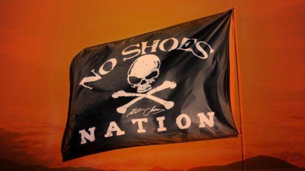 No Shoes Nation!