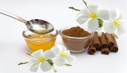 To get rid of blackheads, mix together 1 tablespoon cinnamon and 3 Tbsp honey.  Heat in microwave for 30 seconds; it should look like melted chocolate.  Apply to face, leave on for 10-15 minutes.  If you like, you can wrap a hot towel around your face (it can help open pores which aids in the removal of blackheads).  From: http://www.honeymaskforacne.com/your-weekend-mask-against-acne/