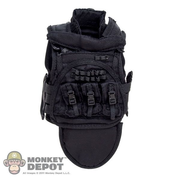 Vest: Dragon Black Tactical Vest
