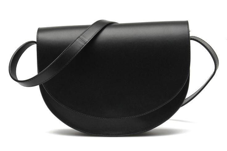 Vagabond Leather bag N°31 Zwart - Handtassen bij Sarenza.be (208987)