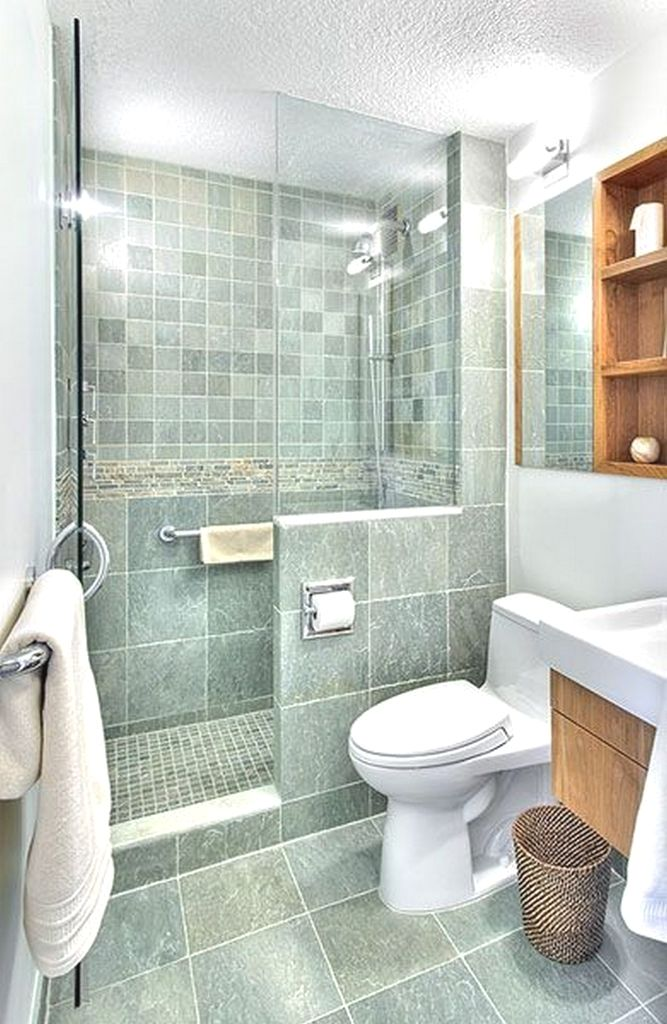 Even With The Limited Space You Have Your Small Bathroom Doesn T Necessarily Mean You Also Have To Small Bathroom Basement Bathroom Remodeling Bathroom Design
