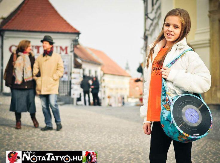 www.notatatyo.hu #design #fashion #bag