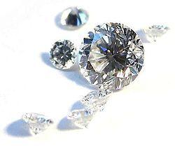 il diamante spiegato da Wikipedia