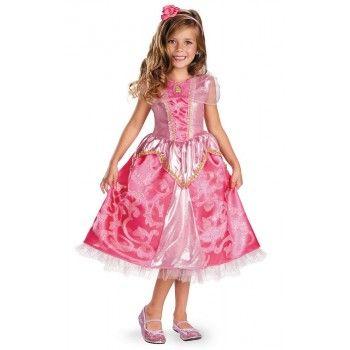 Kids Sleeping Beauty Costume