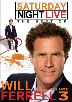 @Overstock.com.com.com - Prior to becoming a movie star in OLD SCHOOL, ELF, and ANCHORMAN, Will Ferrell became a key player on SATURDAY NIGHT LIVE through his brilliant recurring characters and a willingness to do anything. This collection of skits and clips compiles some of F...http://www.overstock.com/Books-Movies-Music-Games/Saturday-Night-Live-The-Best-of-Will-Ferrell-Vol.-3-DVD/5017960/product.html?CID=214117 $6.92