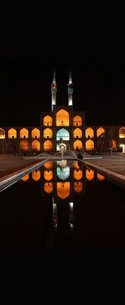 ♥ Amir Chakhmaq Complex, Yazd, IRAN