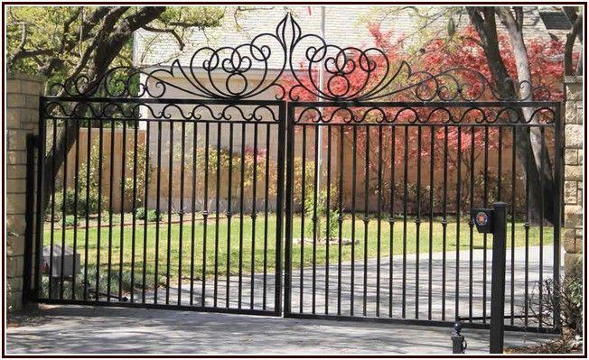 8 Best Sliding Gate Images On Pinterest