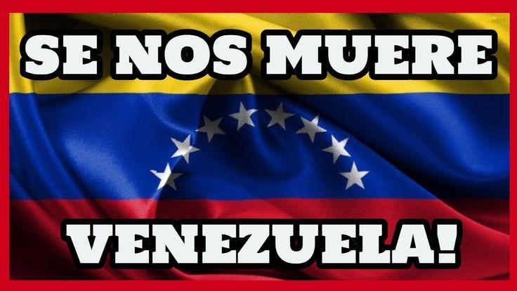 SE NOS MUERE VENEZUELA, ULTIMA HORA NOTICIAS DE HOY VENEZUELA 12 DE NOVI...