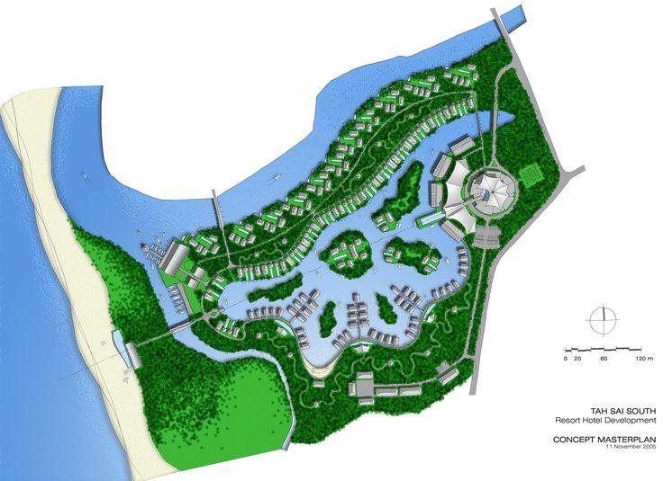 Master Planning Original Vision Resort Residential