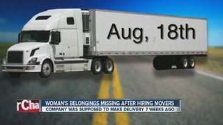 My friend used a moving company who still hasn't delivered ALL of her things after 7 weeks. Repin and share share share!! Aurora-based Americawide Movers LLC can't find woman's belongings after 7 weeks - 7NEWS Denver TheDenverChannel.com