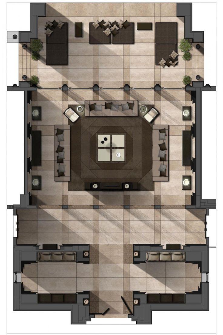 The interior design project for a luxury villa in dubai matteo nunziati