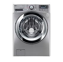 LG 4.5 cu. ft. Ultra Large Capacity with Steam Technology - WM3670HVA Graphite Steel