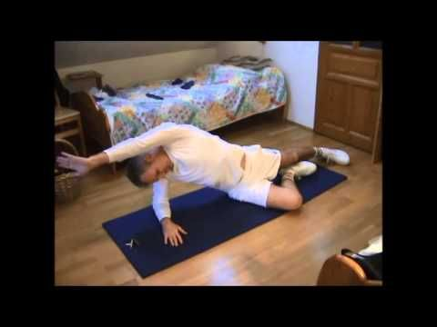 Deréktorna (43 perc) / Floorwork for lower back pain (43 min) - YouTube