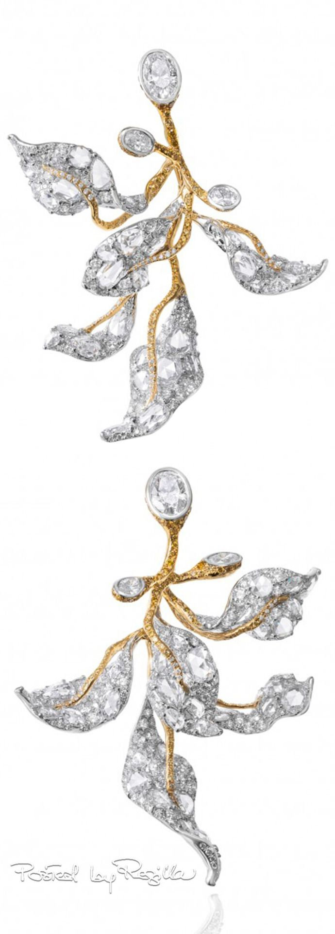 Regilla ⚜ Cindy Chao's 2016 Four Seasons Collection