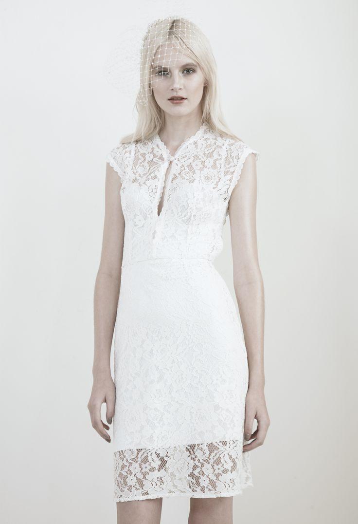 Mariana Hardwick - Precious Curiosities 2012 Grace Pencil Dress