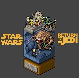 Pixelart Star Wars