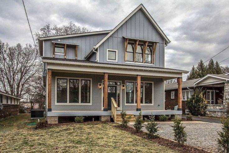 51 perfect cottage exterior colors schemes ideas modern