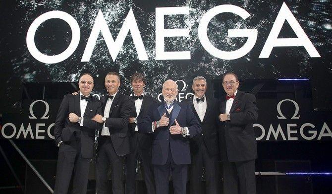 オメガスピードマスター誕生60周年を記念した一夜限りのビッグイベントOMEGA