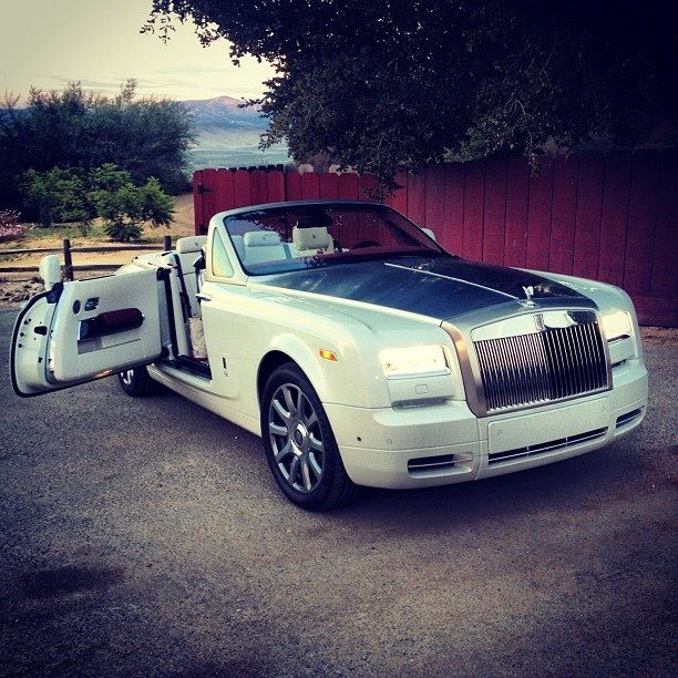Rolls Royce. a need in my life