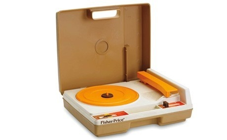 old school toys - love it - record player