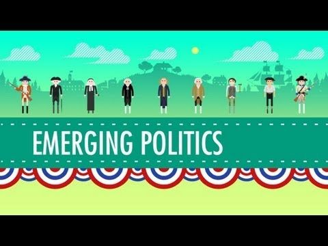 Where US Politics Came From: US History #9                                                                                                                                                                                 More