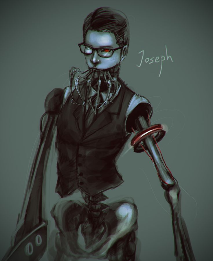 シーエ風ジョセフ Joseph Calne Style