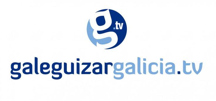Logotipo realizado pra Galeguizar Galicia tv