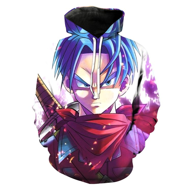 Dragon Ball Z Trunks Jacket For Sale - Free Shipping Worldwide