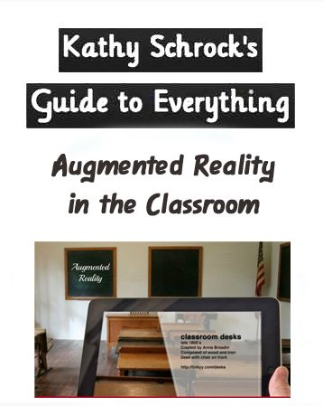 Augmented and virtual reality resources