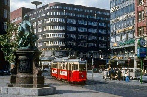 Hamburg im Jahre 1972