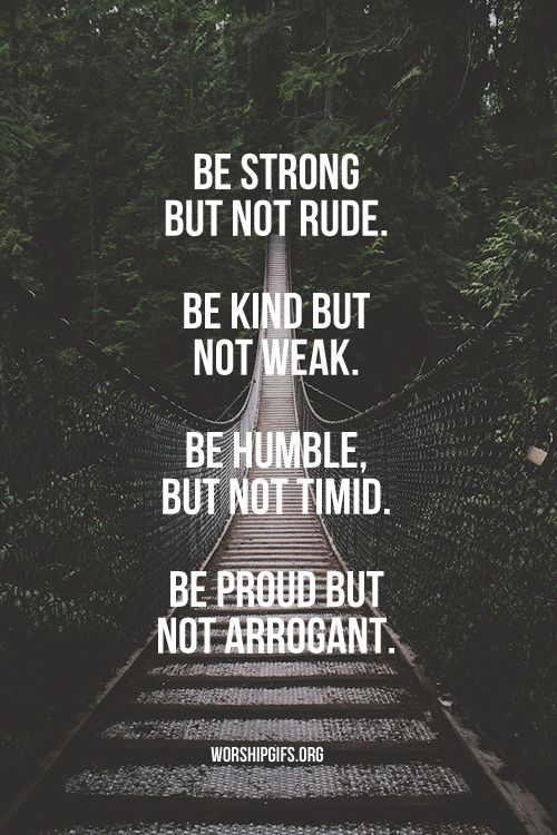 Be the best you