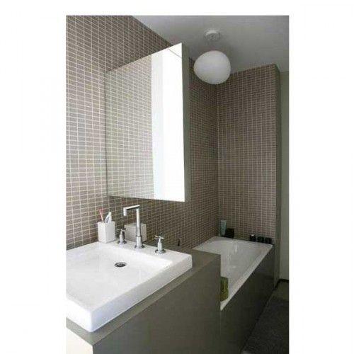 Les 25 meilleures id es de la cat gorie salle de bains taupe sur pinterest murs taupe for Peinture baignoire resinence
