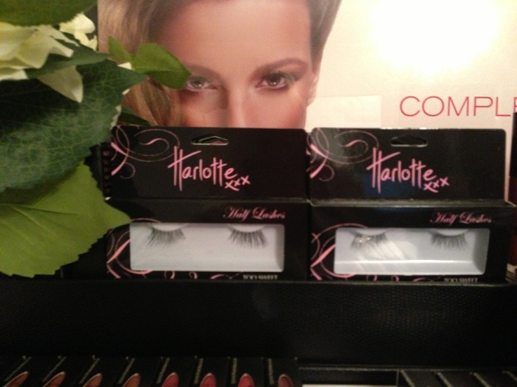 Harlotte Lashes Make An Impression On Our Brides, Although They Are Super Natural Looking