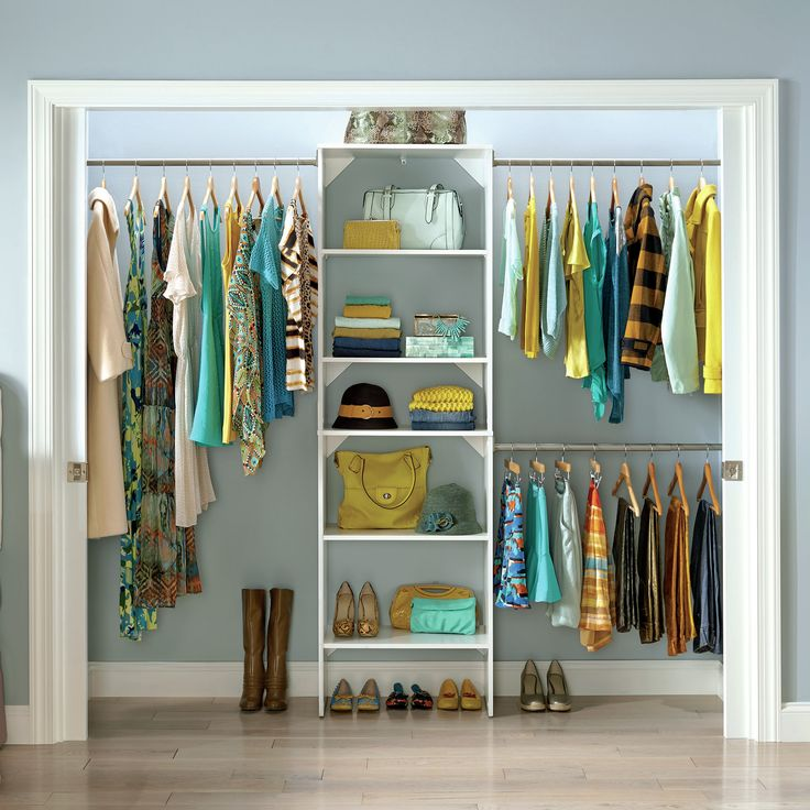 Suitesymphony 84 Quot W 120 Quot W Closet System In 2019