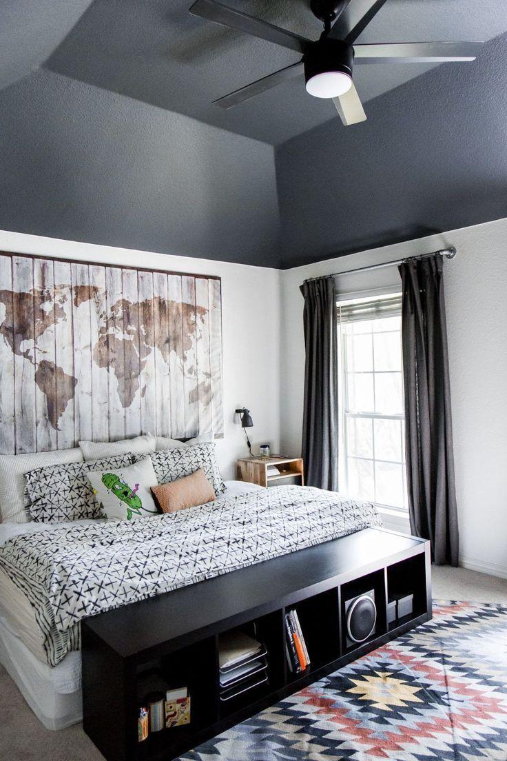 14 coole Jungen Schlafzimmer Ideen zu Hause versuchen (mit Bildern ...