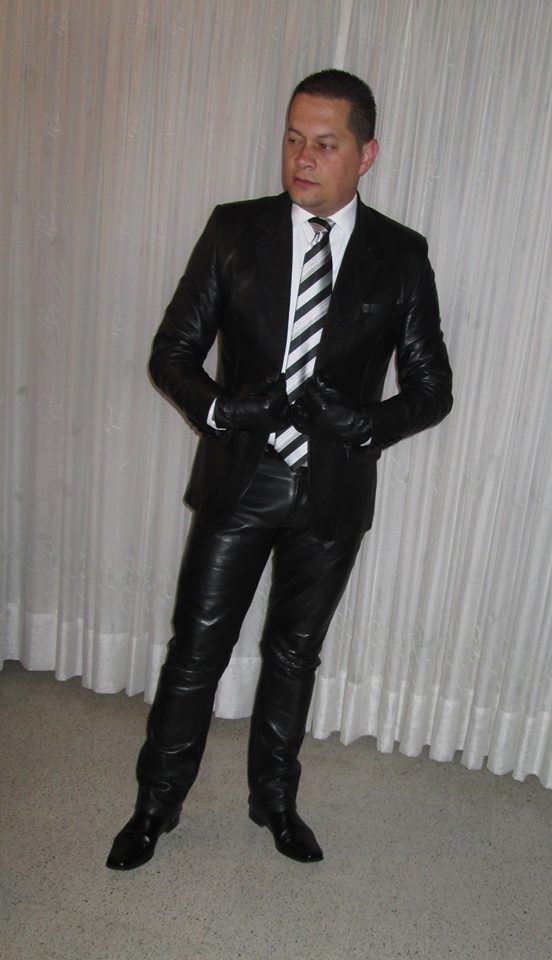 Find mens leather suit at ShopStyle. Shop the latest collection of mens leather suit from the most popular stores - all in one place.