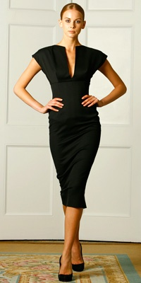 LOVE her and her clothes.Victoria Beckham Collection