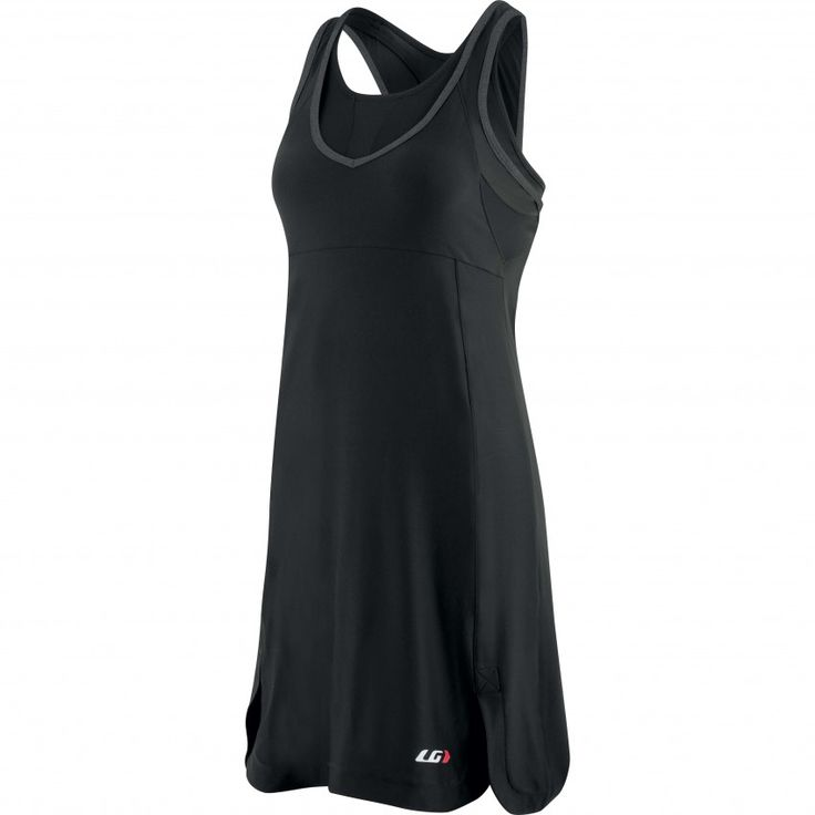 WOMEN'S ICEFIT CYCLING DRESS The Icefit Dress comes in a 3-piece set that can be worn together or separately and includes a sports bra and Drytex®️ 2002 innershorts with Silvercool3 chamois. The dress is made with Icefit fabric, a 4-way stretch knit that offers SPF/UPF 50 sun protection, good moisture management, is fast drying and has a surface treated with Icefil, a treatment that absorbs body heat and transforms sweat into a cooling substance.