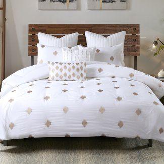 INK+IVY Stella Dot 3 Piece Comforter Set