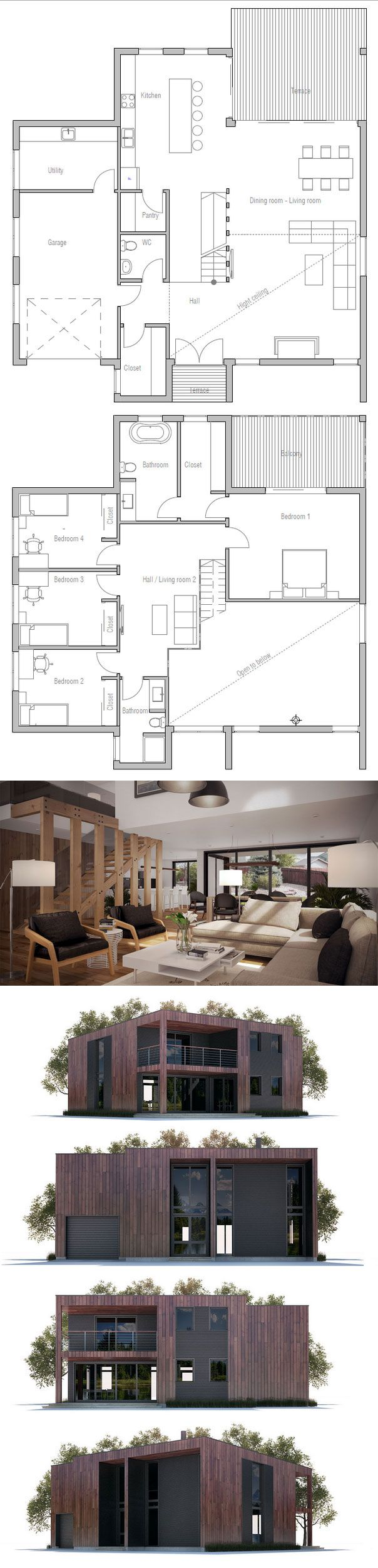 1000+ ideas about Plan Construction Maison on Pinterest ...