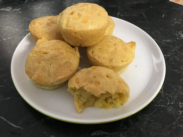 My 'Lazy Pao de Queijo' recipe is easier and faster to make - mix everything and bake, it's that simple. My recipe can also be made dairy-free.