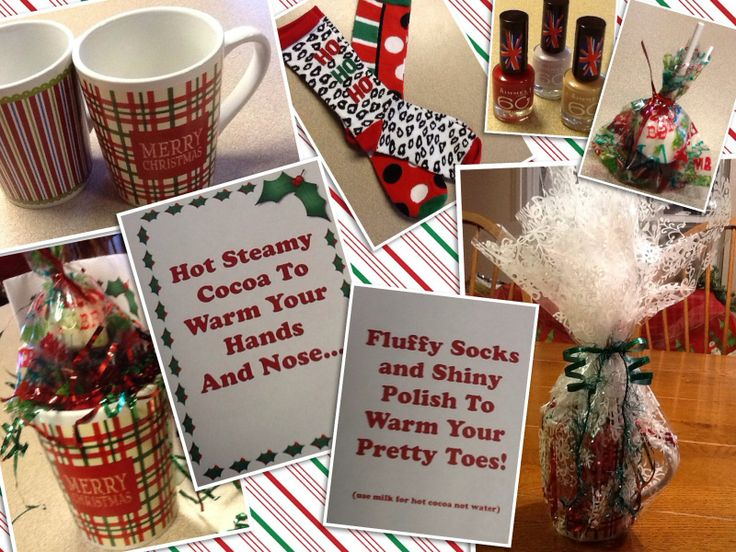 Easy And Inexpensive Christmas Gift For About 6 Each For