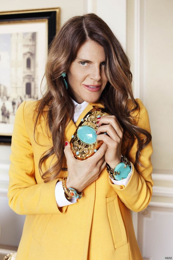 Anna Dello Russo is coming to an H near you!