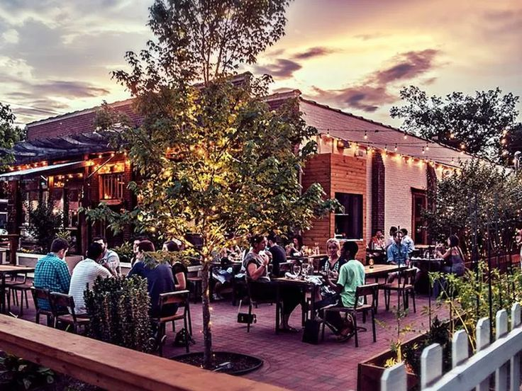 12 Nashville Restaurants And Bars With Top Shelf Patios