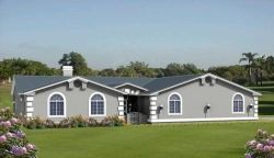 MonsterHousePlans - 41-1043 lots of storage, two masters, big closets, big kitchen and shared living space