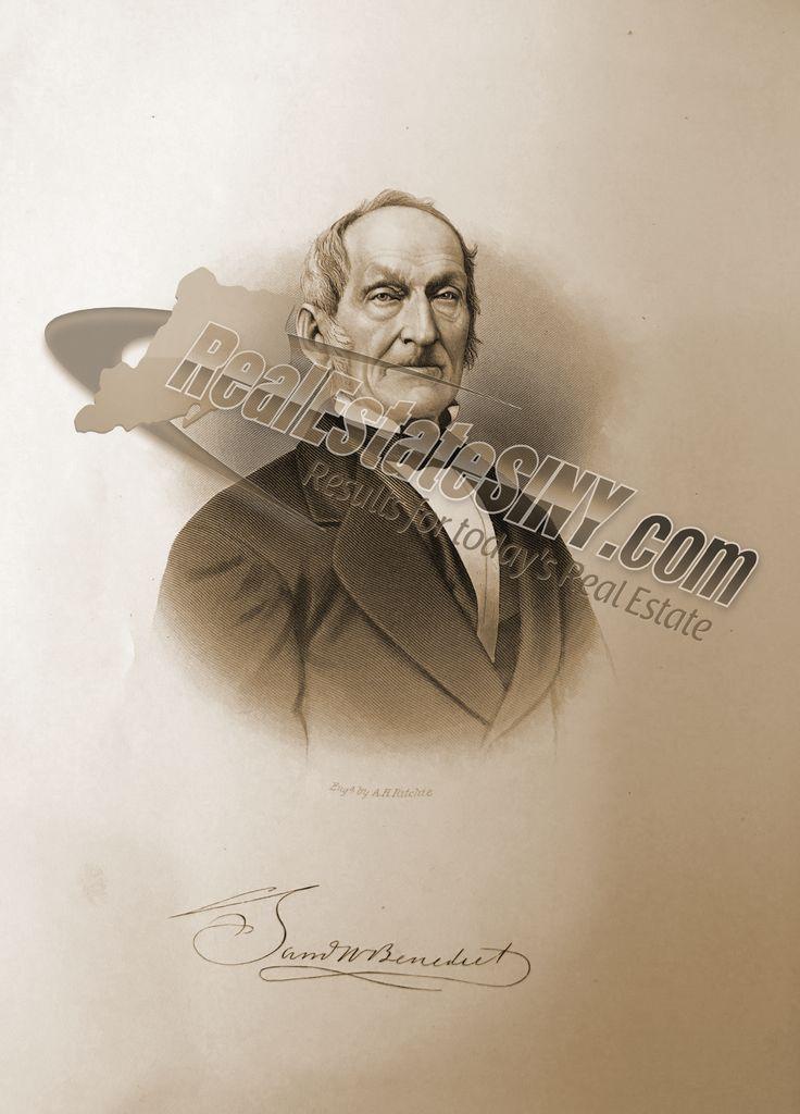 Samuel Ward Benedict