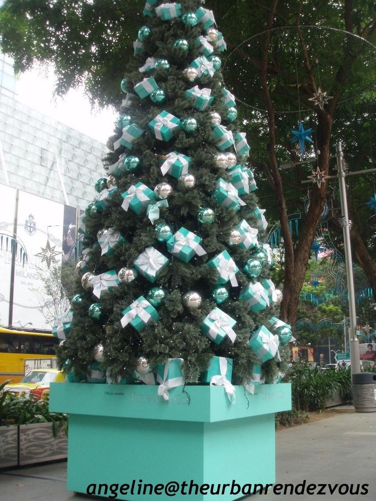 Tiffany And Co Christmas Ornaments Part - 46: Tiffany. Best Christmas TreeBlue ...
