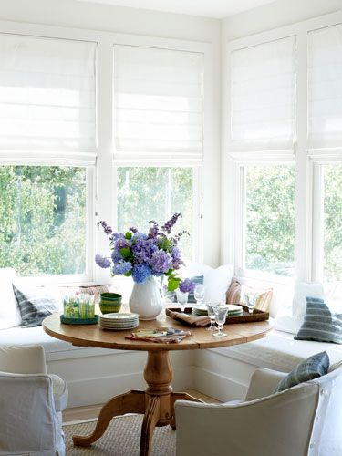 Window Treatments - Ideas for Window Treatments - Country Living